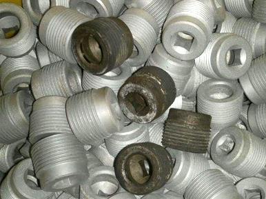 铁件喷砂加工